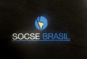Bordado Socse Brasil - Pepper